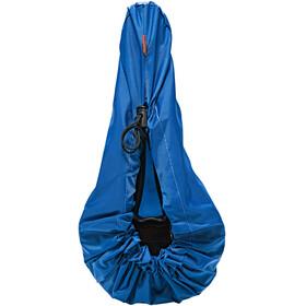 Diverse Saddle protection cap blue
